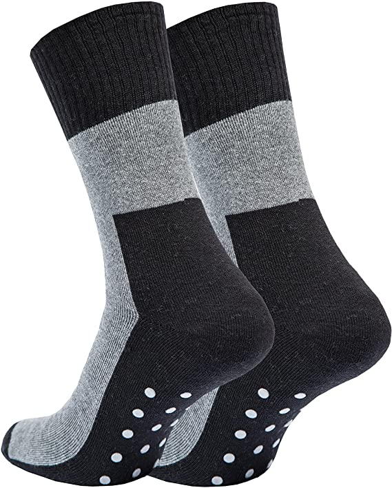 calcetines antideslizantes hombre